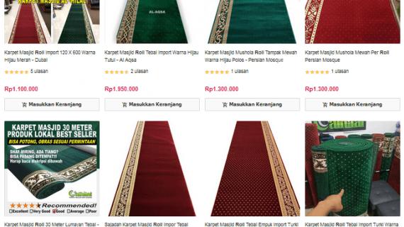 "Harga Karpet Masjid Per Roll Di Toko Al Hilal Carpets<span class=""rmp-archive-results-widget ""><i class="" rmp-icon rmp-icon--ratings rmp-icon--star rmp-icon--full-highlight""></i><i class="" rmp-icon rmp-icon--ratings rmp-icon--star rmp-icon--full-highlight""></i><i class="" rmp-icon rmp-icon--ratings rmp-icon--star rmp-icon--full-highlight""></i><i class="" rmp-icon rmp-icon--ratings rmp-icon--star rmp-icon--full-highlight""></i><i class="" rmp-icon rmp-icon--ratings rmp-icon--star rmp-icon--full-highlight""></i> <span>5 (2)</span></span>"